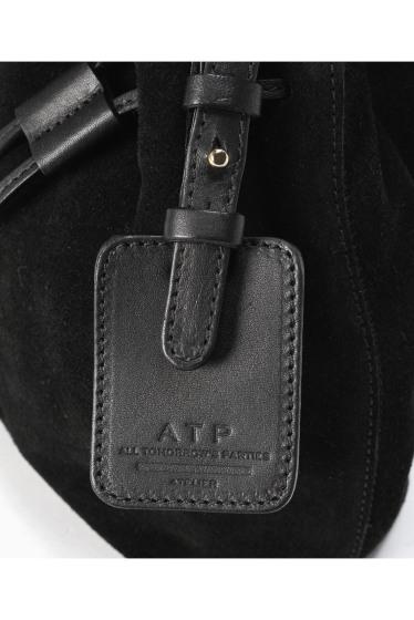 �����ԡ����ȥ��ǥ��� ��ATP ATELIER SUEDE BUCKET BAG �ܺٲ���7