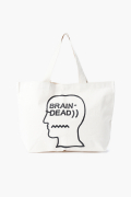 �������� BRAIN DEAD / �֥쥤��ǥå� LOGO TOTE