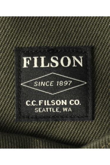 ���㡼�ʥ륹��������� FILSON / �ե��륽��:TOTE BAG WITH ZIPPER �ܺٲ���13