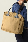 ���㡼�ʥ륹��������� FILSON / �ե��륽��:TOTE BAG WITH ZIPPER
