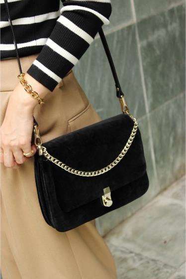 ������ MuseR Velcet Bag�� �֥�å�