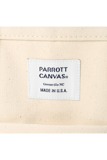���?�� ������ PARROT CANVAS TOTE BAG SMALL�� �ܺٲ���9
