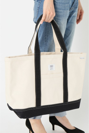 ���?�� ������ PARROT CANVAS TOTE BAG MEDIUM �ܺٲ���11