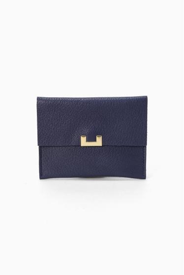 �ץ顼���� FAUVETTE PARIS SMALL CARD CASE �֥롼