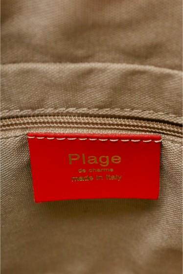 �ץ顼���� Plage round BAG�� �ܺٲ���15
