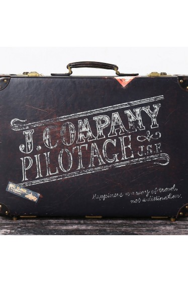 ���㡼�ʥ륹��������� �ե��˥��㡼 J.COMPANY PILOTAGE vintage trunk 35L �����ȥ������ �ܺٲ���2