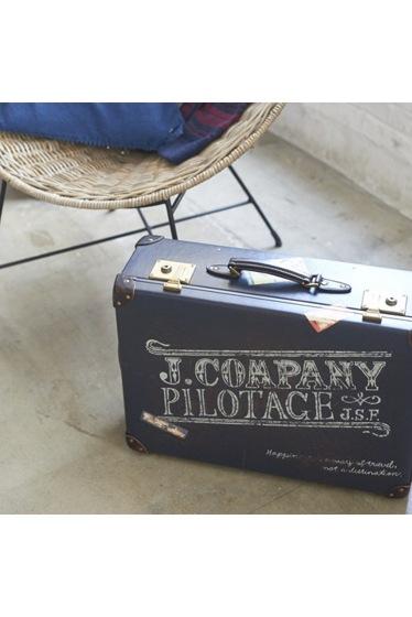 ���㡼�ʥ륹��������� �ե��˥��㡼 J.COMPANY PILOTAGE vintage trunk 35L �����ȥ������ �ͥ��ӡ�