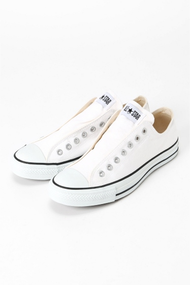 �����ܥ ������ CONVERSE/����С��� ALL STAR SLIP III OX �ۥ磻�� A