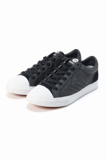 ���ԥå������ѥ� ��hummel��BASELINE COURT LEATHER �ͥ��ӡ�