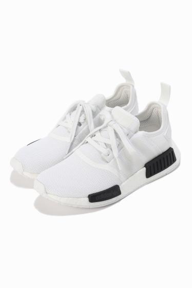 ���ǥ��ե��� adidas / ���ǥ����� NMD-R1 �ۥ磻�� A