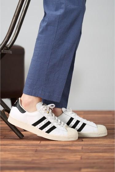 ���ǥ��ե��� adidas/superstar(�����ѡ�������)80s �֥�å�