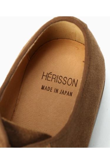 �ե�����֥� ���ǥ��ե��� HERISSON SUEDE PLANE TOE �ܺٲ���7