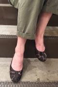 ���㡼�ʥ륹��������� ��å��� ��Fabio Rusconi /�ե��ӥ��륹�����ˡ�  Slip Shoes:�ե�åȥ��塼��(�ϥ饳)