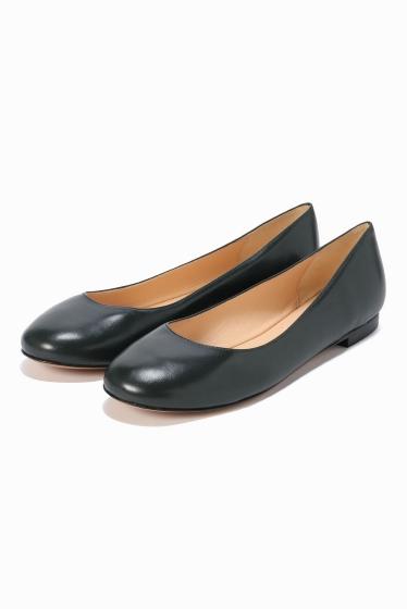 ���㡼�ʥ륹��������� ��å��� ��Fabio Rusconi /�ե��ӥ��륹�����ˡ�  Slip Shoes:�ե�åȥ��塼��(�쥶��)�� �����