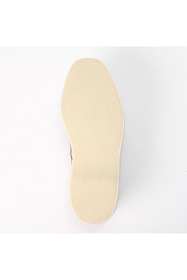 ���㡼�ʥ륹��������� ���塼�� SANDERS / ���������: BRIT SHOES-NATURAL CRAPE �ܺٲ���6