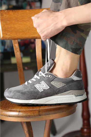 ���㡼�ʥ륹��������� ���塼�� new balance / �˥塼�Х�� : CRT998 MADE IN USA �ܺٲ���11