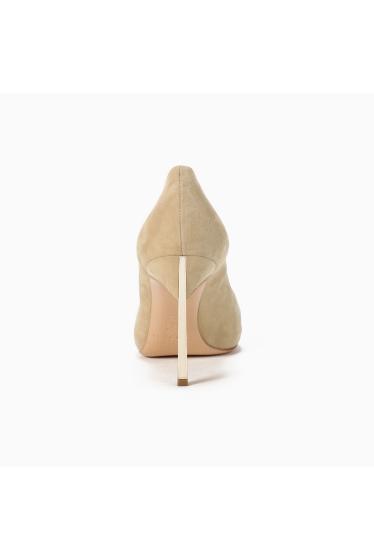 ���ѥ�ȥ�� �ɥ����������� ���饹 ��CASADEI(pre) 9cm Heel gold Heel Pumps �ܺٲ���2