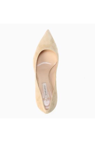 ���ѥ�ȥ�� �ɥ����������� ���饹 ��CASADEI(pre) 9cm Heel gold Heel Pumps �ܺٲ���5