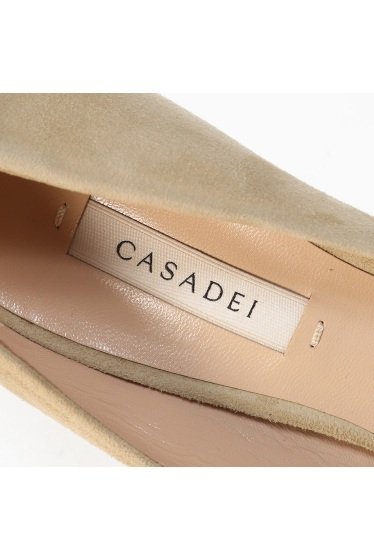 ���ѥ�ȥ�� �ɥ����������� ���饹 ��CASADEI(pre) 9cm Heel gold Heel Pumps �ܺٲ���7