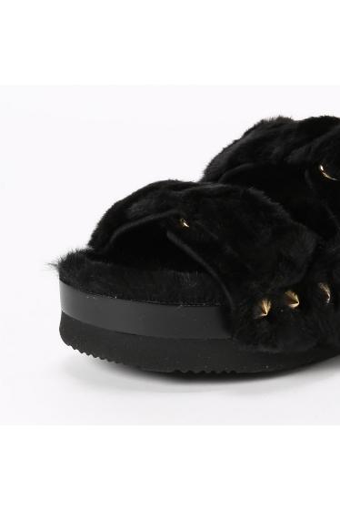 �����ԡ����ȥ��ǥ��� ��SUE COMMA BONNIE Fake fur SANDAL �ܺٲ���4