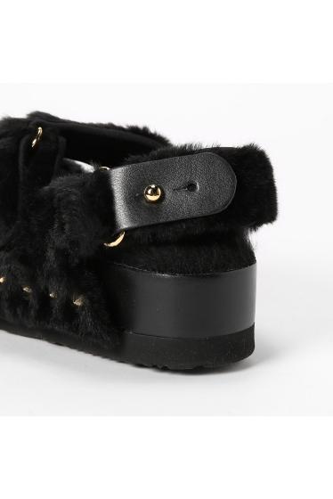 �����ԡ����ȥ��ǥ��� ��SUE COMMA BONNIE Fake fur SANDAL �ܺٲ���5