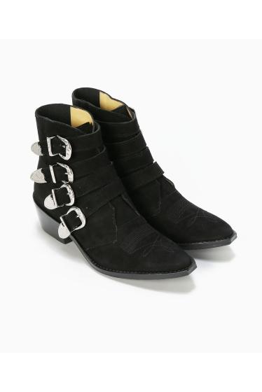 �����ԡ����ȥ��ǥ��� ��TOGA PULLA SUEDE SHORT BOOTS �ܺٲ���1