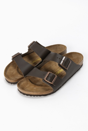 ���㡼�ʥ륹��������� BIRKENSTOCK / �ӥ륱�󥷥�ȥå� : ARIZONA SmoothLeather/������� �֥饦��