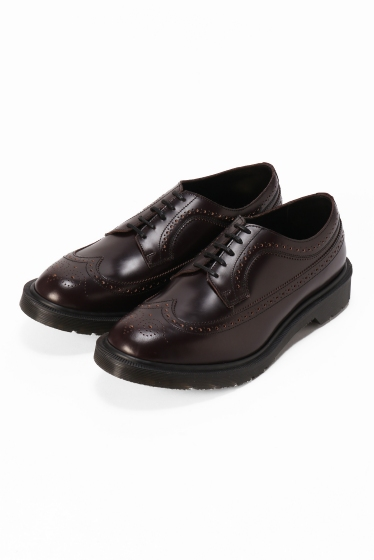 ���㡼�ʥ륹��������� DR.MARTENS / �ɥ������ޡ����� : MADE IN ENGRAND MIE BORGUE SHOSE �֥饦��