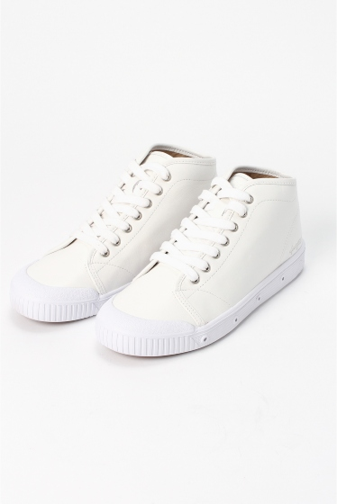 ������ SPRING COURT B2 Classic Leather �ۥ磻��