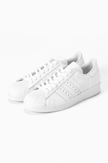 �ץ顼���� adidas SUPERSTAR 80s�� �ۥ磻��