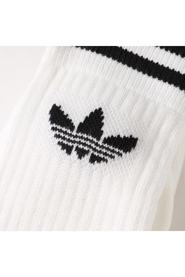 ���ƥ�����å� adidas SOLID CREW SOCKS �ܺٲ���2