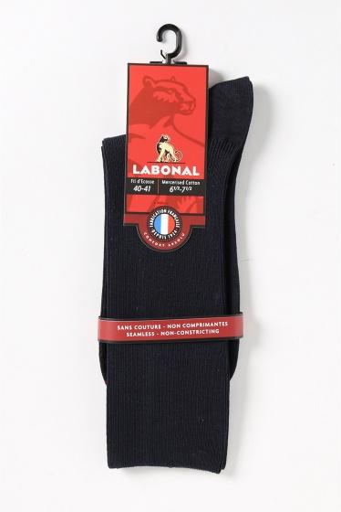 ���ǥ��ե��� ��LECHOPPE��/LABONAL cotton socks �ͥ��ӡ�