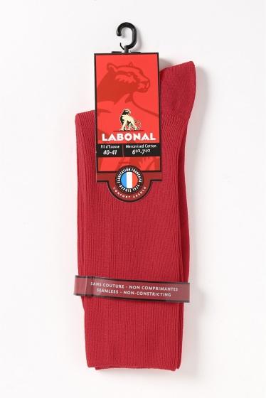 ���ǥ��ե��� ��LECHOPPE��/LABONAL cotton socks ��å�