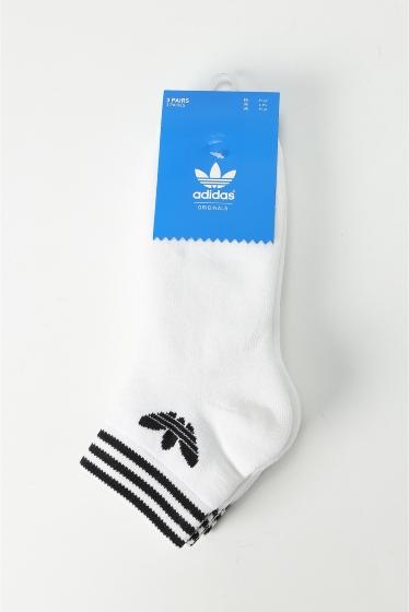 ���ǥ��ե��� adidas/�ȥ�ե����륢�륹�ȥ饤��sox �ۥ磻��