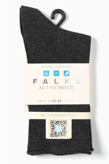 ���?�� ������ FALKE ACITIVE BREEZE ANKLET ���졼