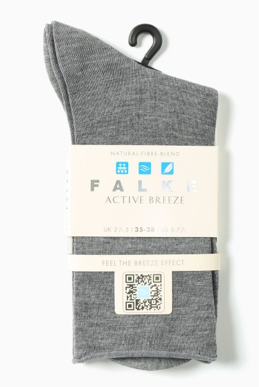 ���?�� ������ FALKE ACITIVE BREEZE ANKLET ���졼A