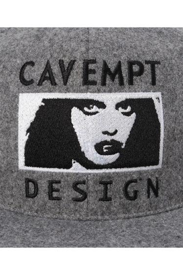 ���ƥ�����å� C.E DESIGN WOOL LOW CAP �ܺٲ���10