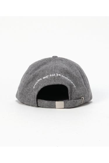 ���ƥ�����å� C.E DESIGN WOOL LOW CAP �ܺٲ���3
