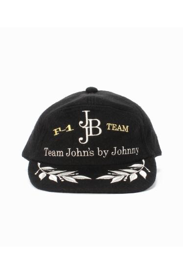 ���ƥ�����å� John's by johnny CAP �ܺٲ���1