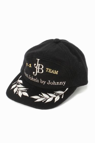 ���ƥ�����å� John's by johnny CAP �֥�å�