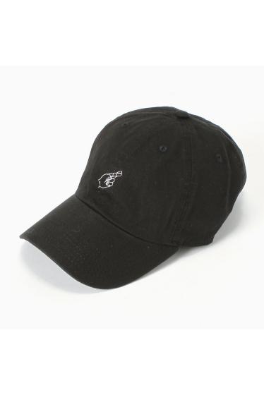 �ե�����֥� ���ǥ��ե��� 417 TWILL C/FINGERS CAP �ܺٲ���1