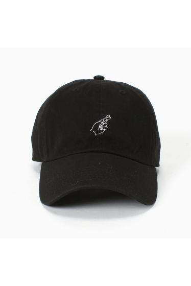 �ե�����֥� ���ǥ��ե��� 417 TWILL C/FINGERS CAP �ܺٲ���2