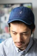 �ե�����֥� ���ǥ��ե��� 417 DENIM C/FINGERS CAP