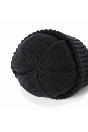 �ե�����֥� ���ǥ��ե��� CREPUSCULE / ����ץ����塼�� KNIT CAP �ܺٲ���1