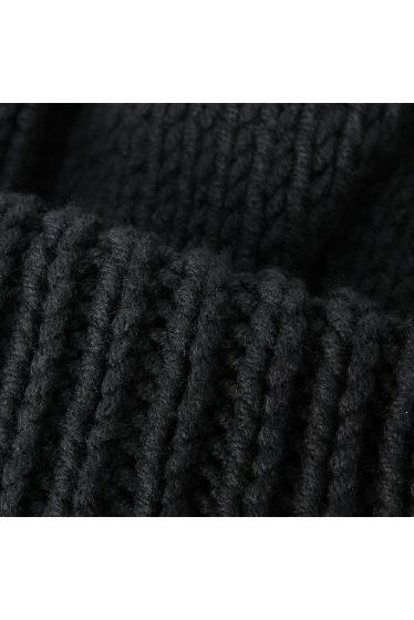 �ե�����֥� ���ǥ��ե��� CREPUSCULE / ����ץ����塼�� KNIT CAP �ܺٲ���4