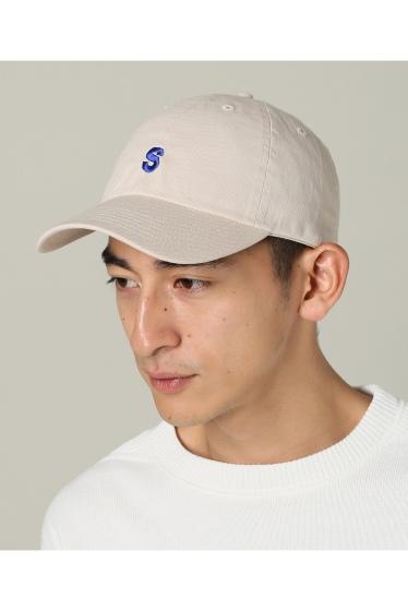 �ե�����֥� ���ǥ��ե��� SLAMCITY 417�٥å��奦 S LOGO CAP �ܺٲ���14