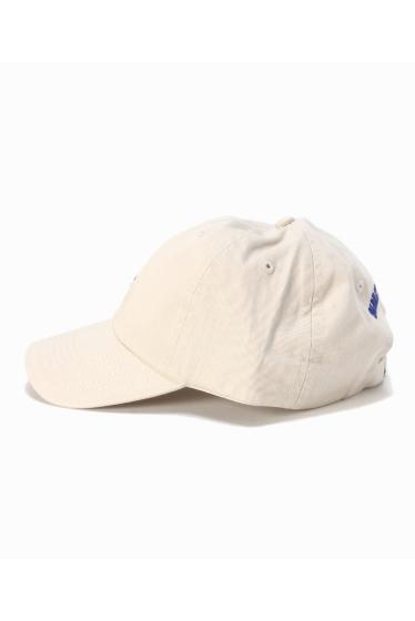 �ե�����֥� ���ǥ��ե��� SLAMCITY 417�٥å��奦 S LOGO CAP �ܺٲ���2