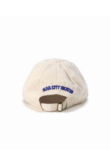 �ե�����֥� ���ǥ��ե��� SLAMCITY 417�٥å��奦 S LOGO CAP �ܺٲ���3