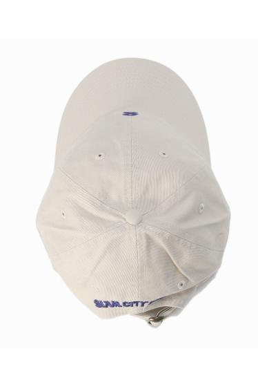 �ե�����֥� ���ǥ��ե��� SLAMCITY 417�٥å��奦 S LOGO CAP �ܺٲ���4