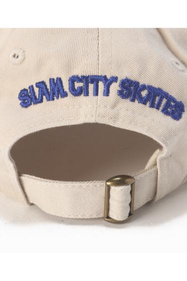 �ե�����֥� ���ǥ��ե��� SLAMCITY 417�٥å��奦 S LOGO CAP �ܺٲ���7